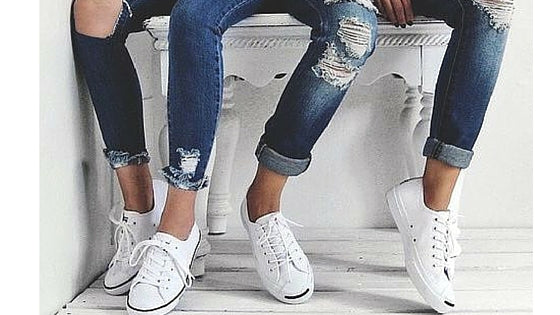 March in Punk - The Must-have Ripped Jeans