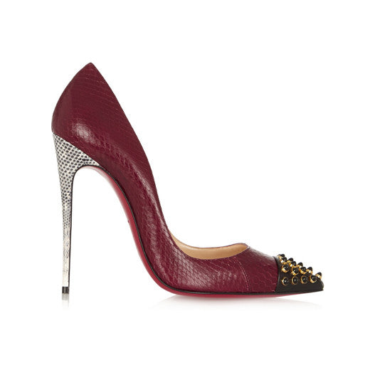 Cabo 120 studded ayers pumps