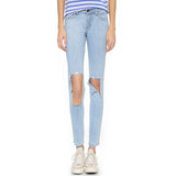 Distressed Skinny Hannah Jeans