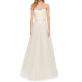 Virtue Strapless Gown