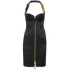 Bodycon Zipper Dress