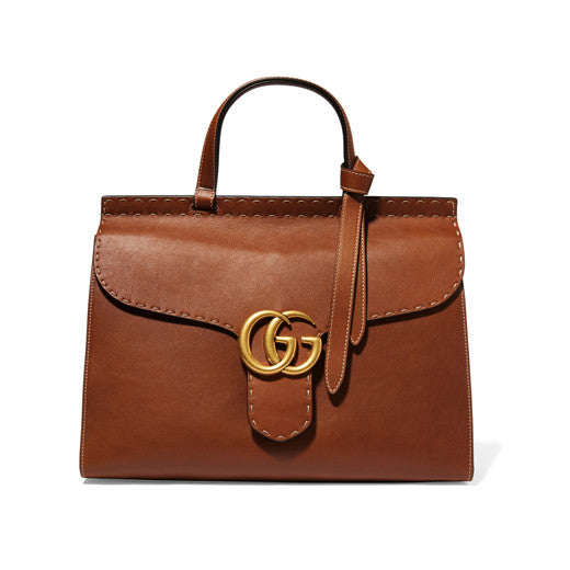 GG Marmont leather tote