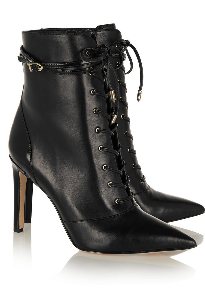 Bryton leather ankle boots