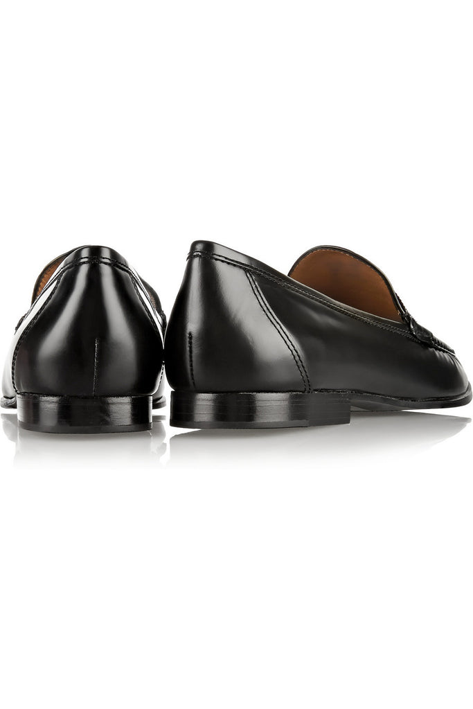 Townsend leather loafers