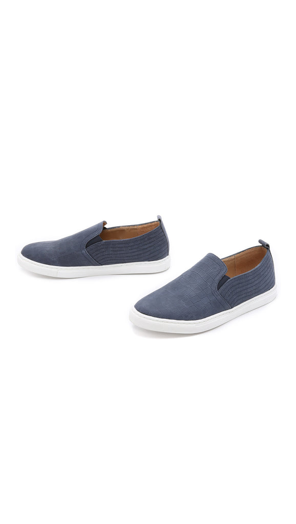 San Diego Slip On Sneakers Navy