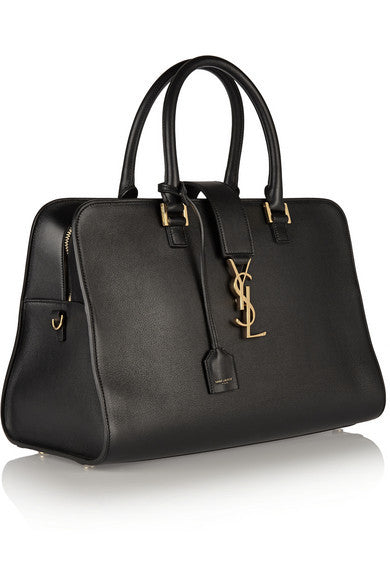 Monogramme Leather Tote Bag