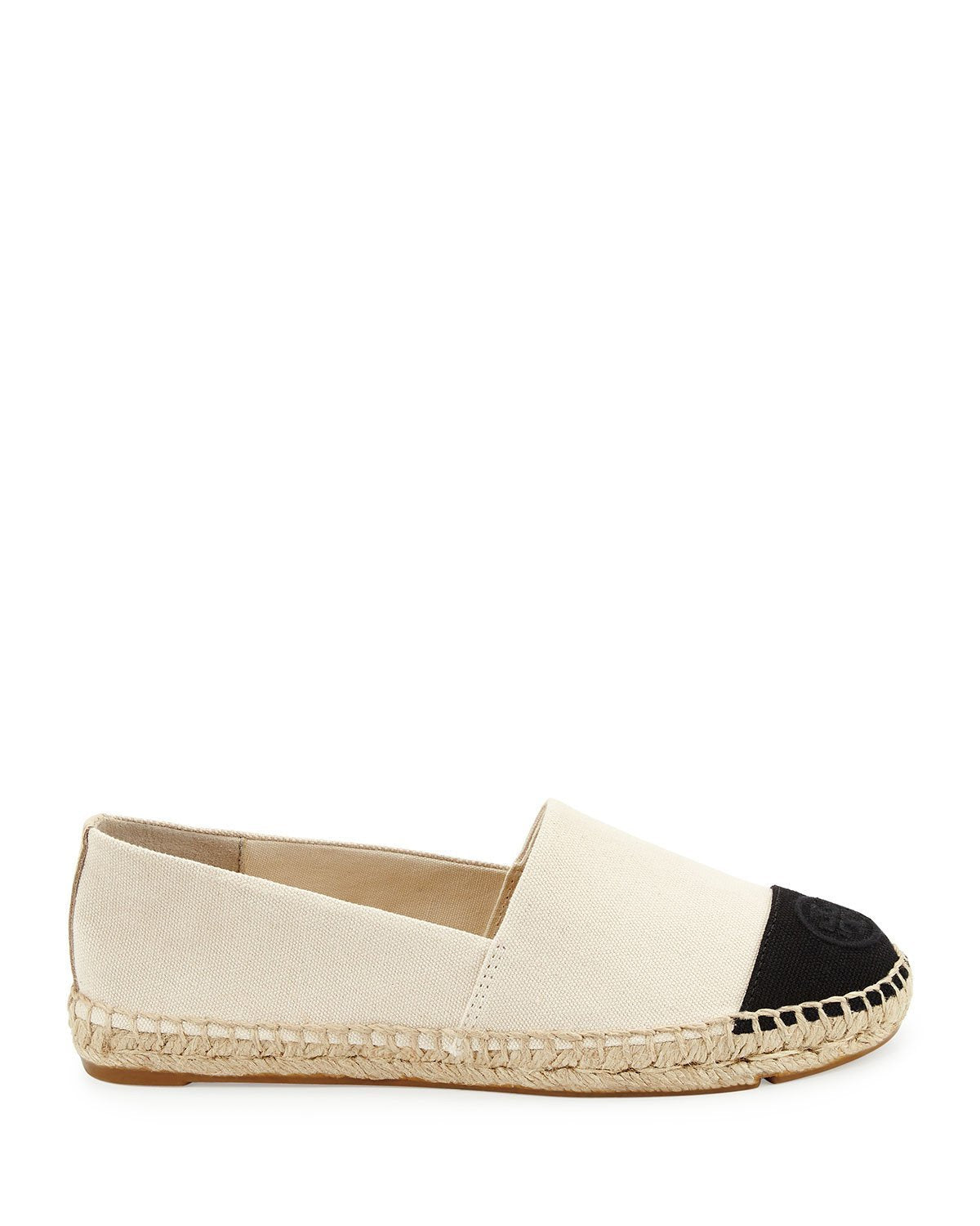 Canvas Colorblock Espadrilles | Tory Burch