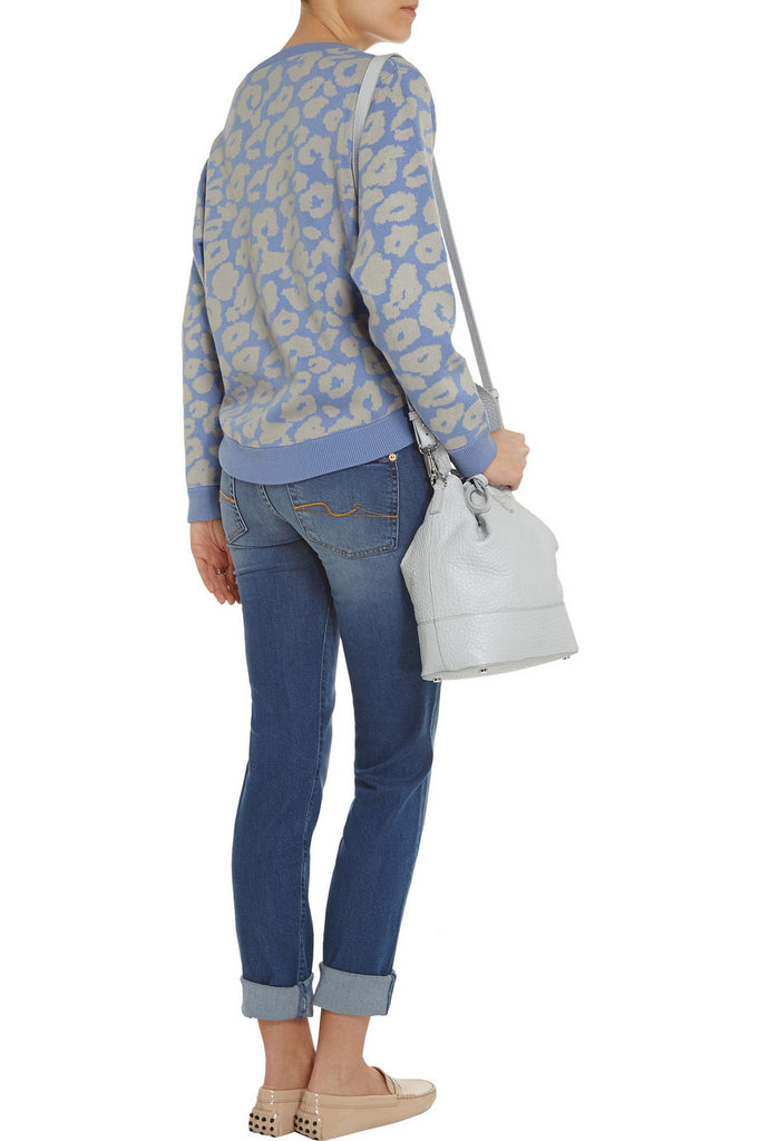 Roxanne low-rise stretch skinny jeans