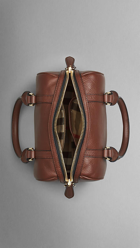 The Small Alchester in Leather