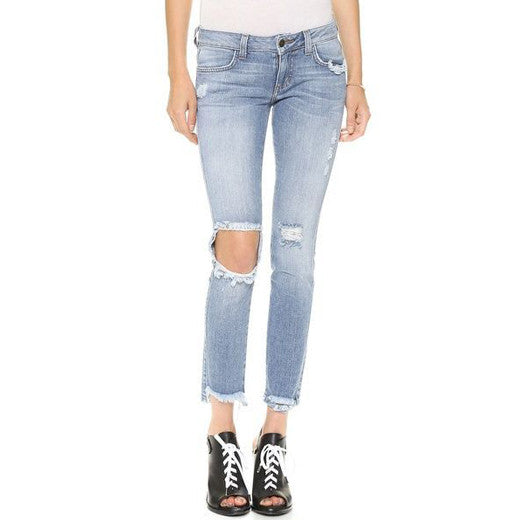 Hannah Distressed Jeans