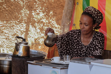 Ethiopian Coffee: Rich in Taste, Rich in History
