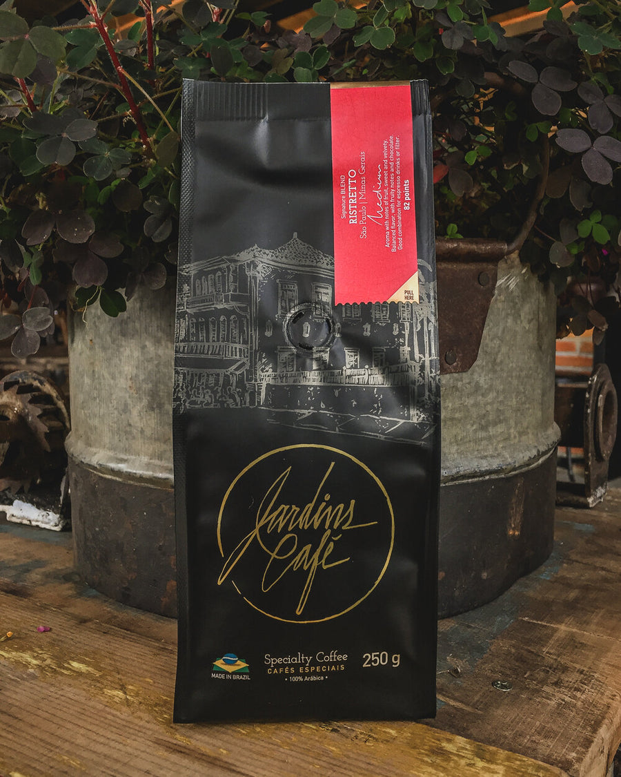 Jardins Cafe Brazil-Signature Blend Ristretto
