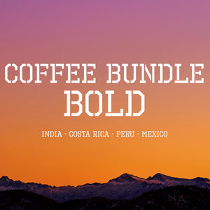 Coffee Bundle Bold
