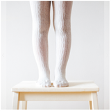 Lamington Merino Tights - Oatmeal