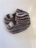 Baby Knitted Booties NB