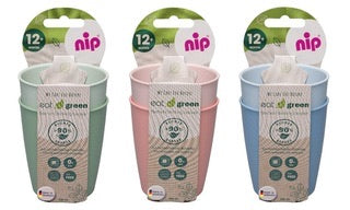 nip Eat Green Drinking Cup - 2pk (3 variants)