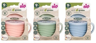 nip Eat Green Snack Box 2in1 (3 variants)