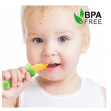 Haakaa Silicone Teething Toothbrush & Stand