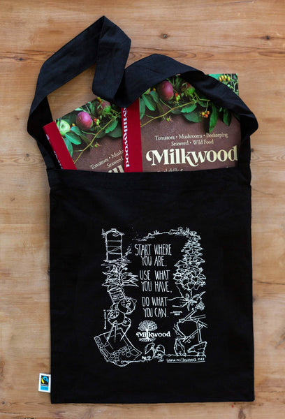 Milkwood tote bag - limited edition