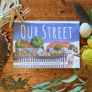 Our Street - Retrosuburbia for Kids