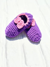 Load image into Gallery viewer, Crochet toddler turquoise loafers slippers handmade soft cute nice great gift