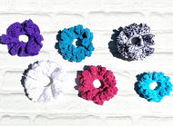 Crochet Fashion Hair Ties  (Limited Offer)