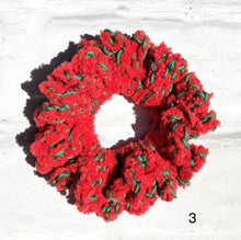 Load image into Gallery viewer, Crochet Hair Tie Holidays Edition  (Limited Offer)