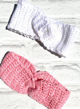 Load image into Gallery viewer, Crochet X-Twist Headband (Limited Offer)