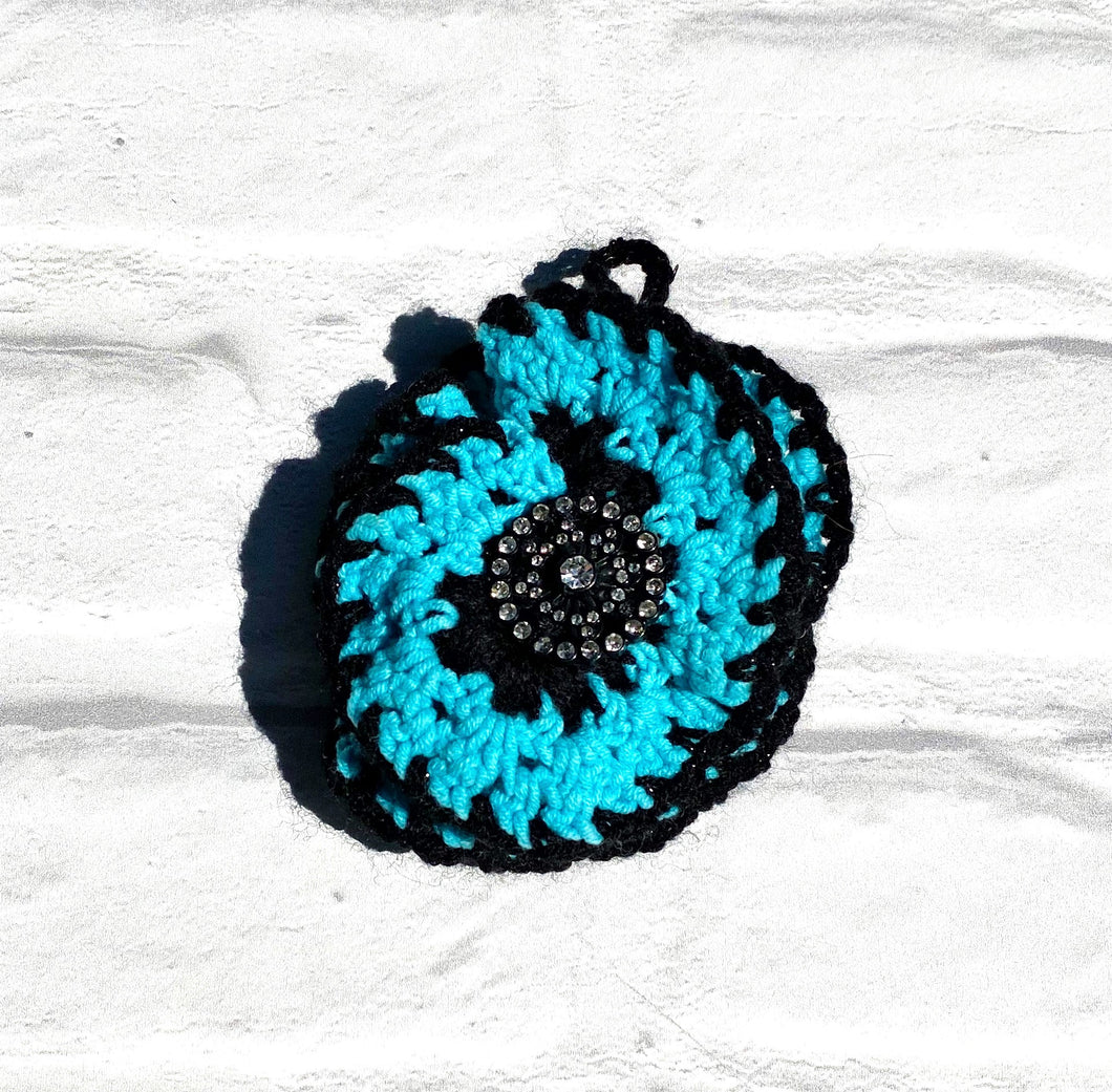 Spiral Crochet Hanging Ornament (Limited Offer)