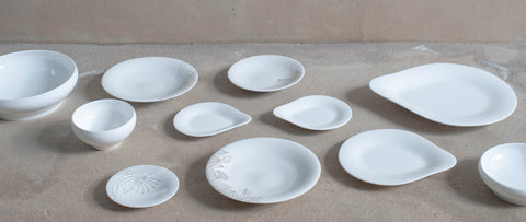 White Vessels — Classically bright, subtly alluring