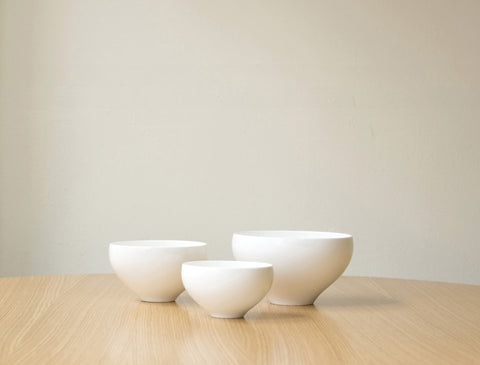 MINIMUM basic bowls
