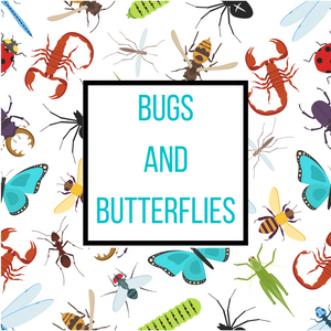 Bugs and Butterflies