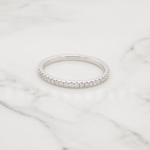 Simple Diamond Band - 0.15CT