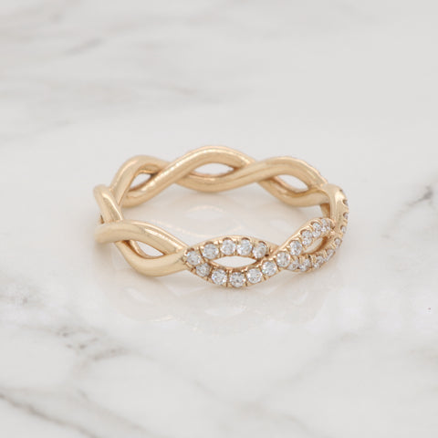 Infinity Stackable Ring