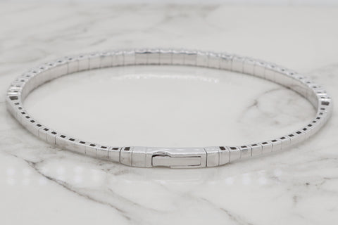 Diamond Flex Bangle - 3ct