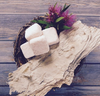 eco friendly pink salt dishwashing tablets at Moppy and Eco