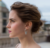 Laos Dome Earrings as worn by Emma Watson sustainable fashion at Moppy and Eco