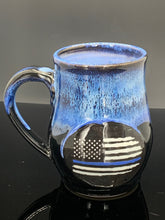 Load image into Gallery viewer, Blue Line Flag Collection 18oz