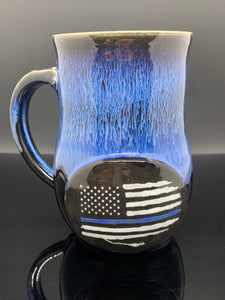 Blue Line Flag Collection 20oz