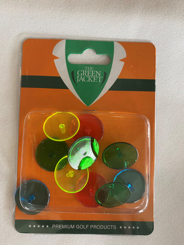 Multi-Colour Ball Markers