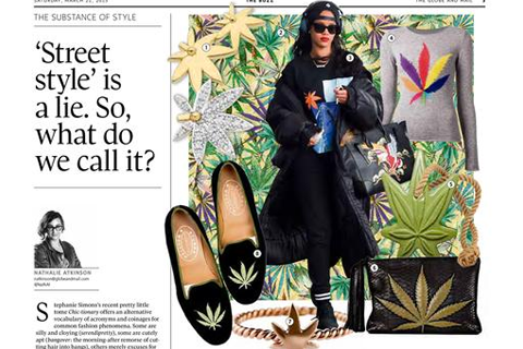 Globe & Mail Canada - Cannabis Feature