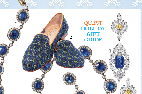 Quest Magazine - December Gift Guide