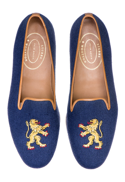 Herald Indigo Women Slipper