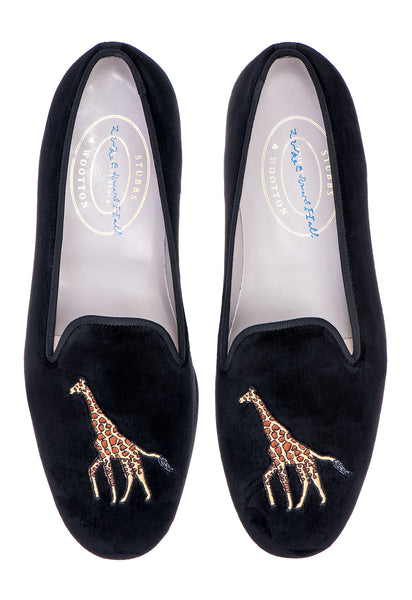 Giraffe (LEH) Women Slipper