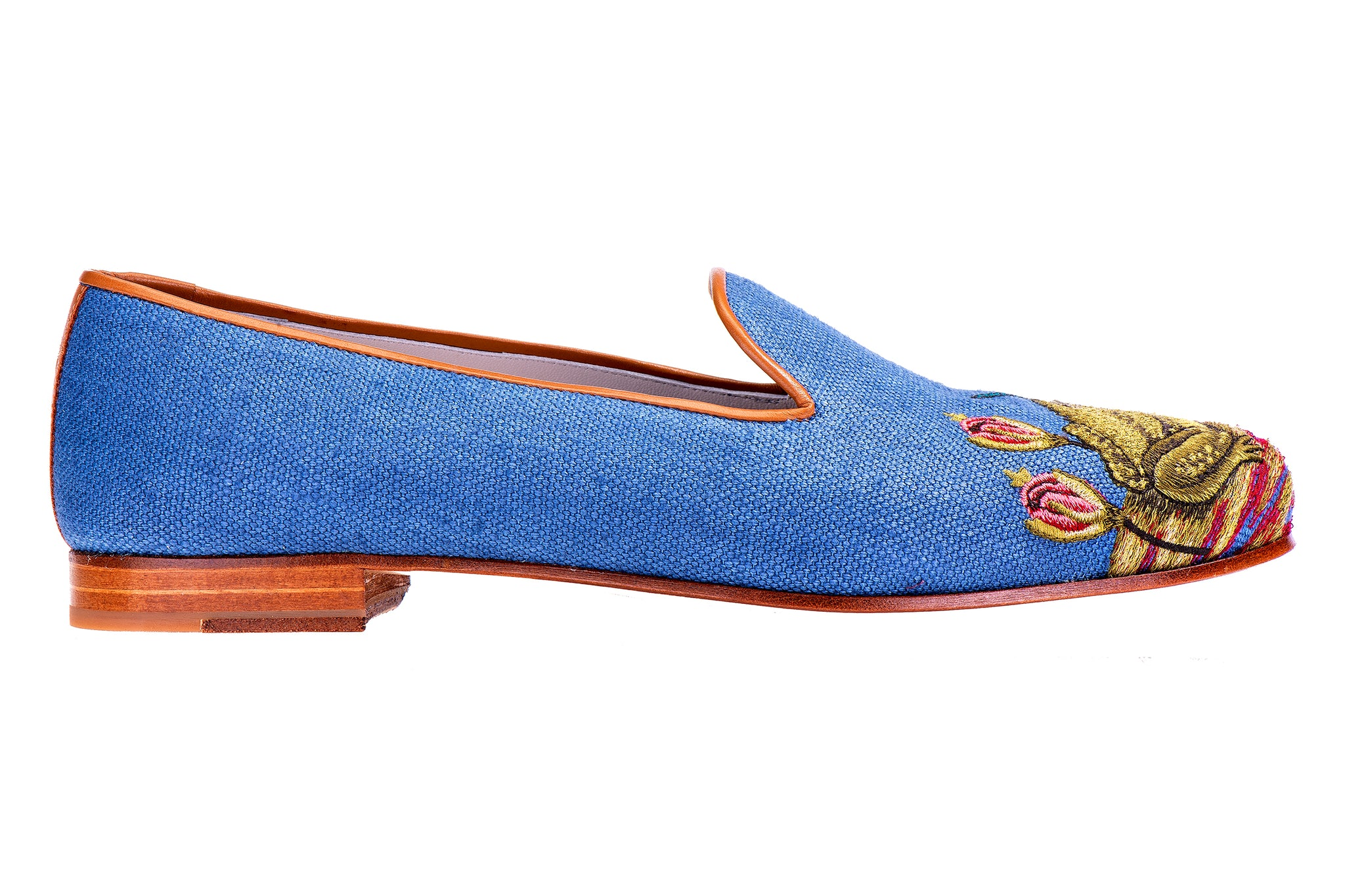 Ribbiting Marine (JD) Women Slipper