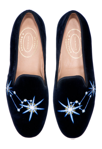 Leo Midnight Women Slipper