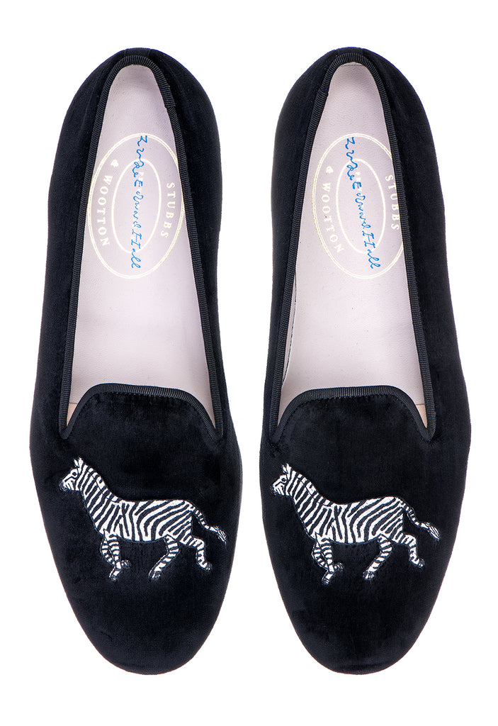 Zebra (LEH) Men Slipper