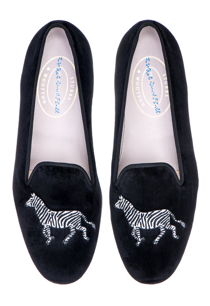 Zebra (LEH) Men Slipper - Zebra (LEH) Men Slipper