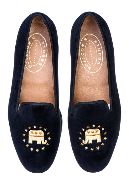 Republican Black Women Slipper TS - Republican Black Women Slipper TS