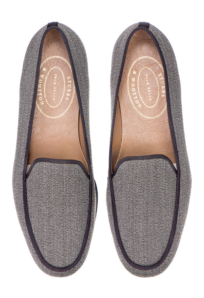 Lux Twill Women Slipper